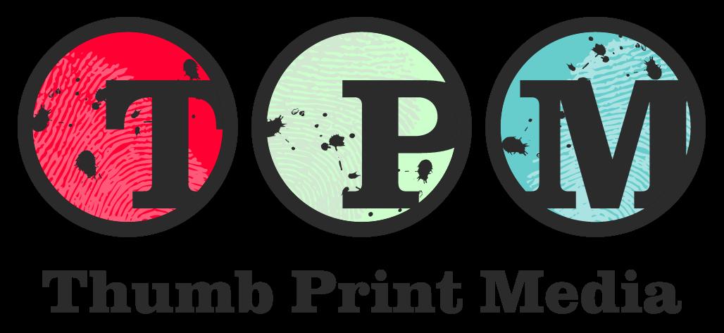 Thumb Print Media Logo